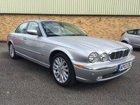 2003 JAGUAR XJ 3.0 V6 SE 4d AUTO 240 BHP £4995.00