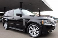 USED 2010 10 LAND ROVER RANGE ROVER 3.6 TDV8 VOGUE SE 5d AUTO 271 BHP