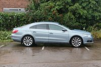USED 2012 12 VOLKSWAGEN CC 2.0 CC GT TDI BLUEMOTION TECHNOLOGY DSG 4d AUTO 168 BHP