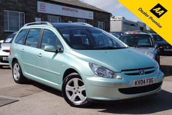 View our PEUGEOT 307 SW