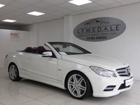 USED 2011 11 MERCEDES-BENZ E CLASS 3.0 E350 CDI BLUEEFFICIENCY SPORT 2d AUTO 231 BHP Stunning Looks Excellent Overall Condition & High Spec