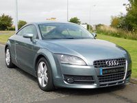 USED 2009 59 AUDI TT 2.0 TDI QUATTRO 3d 170 BHP CREAM LEATHER & ALCANTARA