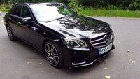 2015 MERCEDES-BENZ E CLASS  E250 CDI AMG NIGHT EDITION PREMIUM  £23490.00