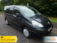 USED 2017 12 PEUGEOT EXPERT TEPEE 2.0 HDi L1 Tepee Comfort Combi 7 SEATS + WHEELCHAIR RAMP LOVELY ONE OWNER PEUGEOT EXPERT WHEELCHAIR ACCESS VEHICLE WITH VERY LOW MILEAGE, AIR CONDITIONING, SEVEN SEATS, WHEELCHAIR RAMP AND PEUGEOT SERVICE HISTORY