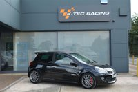 USED 2007 57 RENAULT CLIO 2.0 SPORT VVT F1 TEAM 3d 195 BHP ONE OWNER FROM NEW