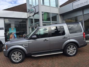 2012 LAND ROVER DISCOVERY 3.0 4 SDV6 XS 5d AUTO 255 BHP £18500.00