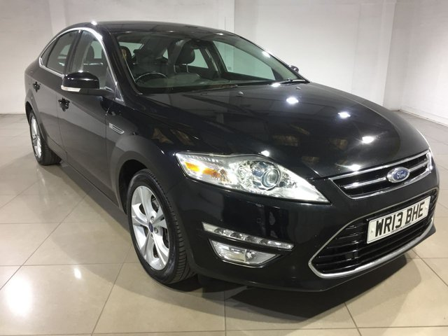 View our 2013 13 FORD MONDEO 2.0 TITANIUM X TDCI 5d 138 BHP