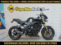 USED 2007 07 TRIUMPH SPEED TRIPLE  GOOD&BAD CREDIT ACCEPTED, OVER 500+ BIKES