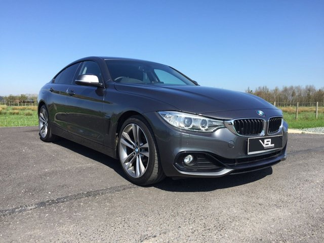 2015 15 BMW 4 SERIES 2.0 420I SPORT GRAN COUPE 4d AUTO 181 BHP