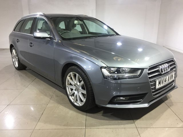 View our 2014 14 AUDI A4 2.0 AVANT TDI SE TECHNIK 5d AUTO 148 BHP