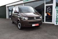 USED 2013 13 VOLKSWAGEN TRANSPORTER SHUTTLE 2.0 T30 TDI SHUTTLE SE 5d AUTO 140 BHP FINANCE FROM ONLY £354.08pm