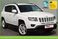 USED 2014 14 JEEP COMPASS 2.4 LIMITED 5d AUTO 168 BHP 2 Lady Keepers