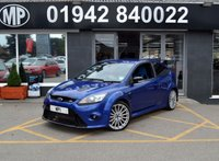 USED 2009 59 FORD FOCUS 2.5 RS 3d 300 BHP