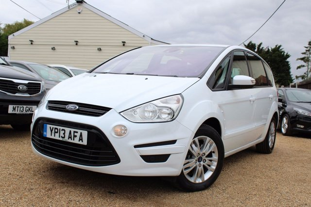View our 2013 13 FORD S-MAX 2.0 ZETEC TDCI 5d 138 BHP