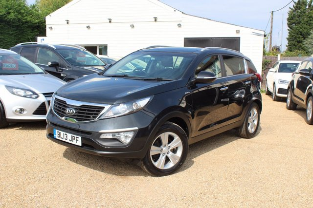 View our 2013 13 KIA SPORTAGE 2.0 CRDI KX-2 5d 134 BHP