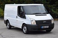 USED 2013 63 FORD TRANSIT 2.2 280 LR 5d 99 BHP SWB FWD EURO 5 DIESEL PANEL MANUAL VAN ONE OWNER FULL S/H SPARE KEY