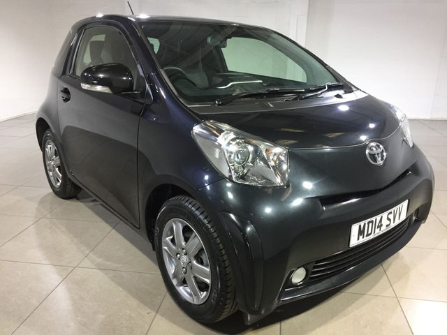 View our 2014 14 TOYOTA IQ 1.0 VVT-I IQ2 3d 68 BHP