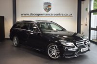 USED 2014 14 MERCEDES-BENZ E CLASS 2.1 E220 CDI AMG SPORT 5DR AUTO 168 BHP + FULL BLACK LEATHER INTERIOR + FULL MERC SERVICE HISTORY + 1 OWNER FROM NEW + SATELLITE NAVIGATION + BLUETOOTH + HEATED SPORT SEATS + DAB RADIO + CRUISE CONTROL + PARKING SENSORS + 18 INCH ALLOY WHEELS +