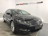 USED 2014 14 VOLKSWAGEN CC 2.0 GT TDI BLUEMOTION TECHNOLOGY DSG 4d AUTO 138 BHP