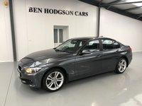 USED 2012 12 BMW 3 SERIES 2.0 320D SE 4d AUTO 182 BHP HEATED LEATHER, PARK ASSIST, BLUETOOTH