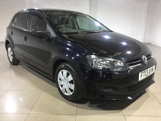 View our 2013 13 VOLKSWAGEN POLO 1.2 S A/C 5d 60 BHP