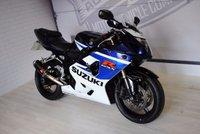 2005 SUZUKI GSXR 750 K5  £3500.00