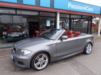 USED 2009 59 BMW 1 SERIES 2.0 120i M Sport 2dr Full Service,Low Miles