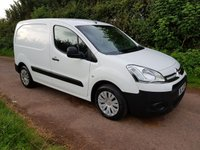 2014 CITROEN BERLINGO 1.6 625 ENTERPRISE L1 HDI 1d 74 BHP £5495.00