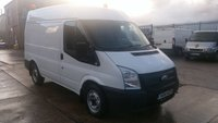 USED 2011 61 FORD TRANSIT 2.2 280 1d 99 BHP 1 OWNER F/S/H  LOW MILES ////