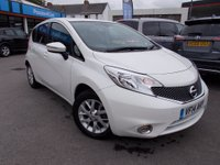 USED 2014 14 NISSAN NOTE 1.5 dCi Acenta Premium (Style Pack) 5dr FREE RD TAX,FSH,LOW MILES,