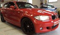 2009 BMW 1 SERIES 2.0 118D M SPORT 3d 141 BHP £7265.00