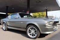 USED 1967 F FORD MUSTANG GT500E SHELBY ELEANOR FASTBACK 5.0