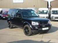 2015 LAND ROVER DISCOVERY 3.0 SDV6 SE TECH 5d AUTO 255 BHP £34495.00
