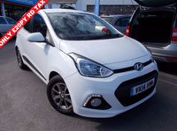 USED 2014 14 HYUNDAI I10 1.0 Premium 5dr FULL DEALER HISTORY LOW RD TAX