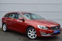 2014 VOLVO V60 1.6 D2 SE LUX 5d 113 BHP £12350.00