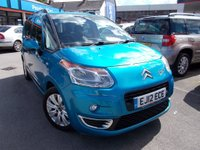 USED 2012 12 CITROEN C3 PICASSO 1.6 HDi 8v Exclusive 5dr FULL DEALER HISTORY LOW RD TAX