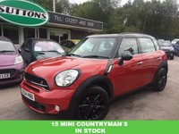 2014 MINI COUNTRYMAN 2.0 COOPER SD 5d AUTO 141 BHP £12489.00