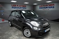 USED 2014 14 FIAT 500L 1.2 MULTIJET POP STAR DUALOGIC 5d AUTO 85 BHP