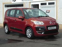 USED 2010 60 CITROEN C3 PICASSO 1.6 PICASSO VTR PLUS HDI 5d 90 BHP Bluetooth , Alloys ,£30 tax
