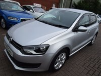 USED 2010 59 VOLKSWAGEN POLO 1.6 SE TDI 5d 74 BHP SERVICE HISTORY PRIVACY GLASS