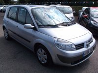 USED 2006 56 RENAULT SCENIC 1.5 SL OASIS DCI 5d 86 BHP AFFORDABLE FAMILY CAR IN EXCELLENT CONDITION, DRIVES SUPERBLY