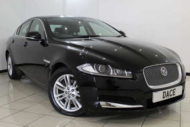 View our 2012 62 JAGUAR XF 2.2 D LUXURY 4DR AUTOMATIC 190 BHP