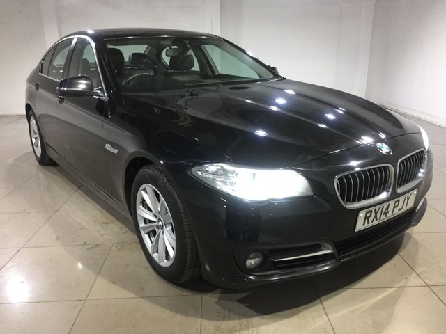 View our 2014 14 BMW 5 SERIES 2.0 520D SE 4d AUTO 181 BHP