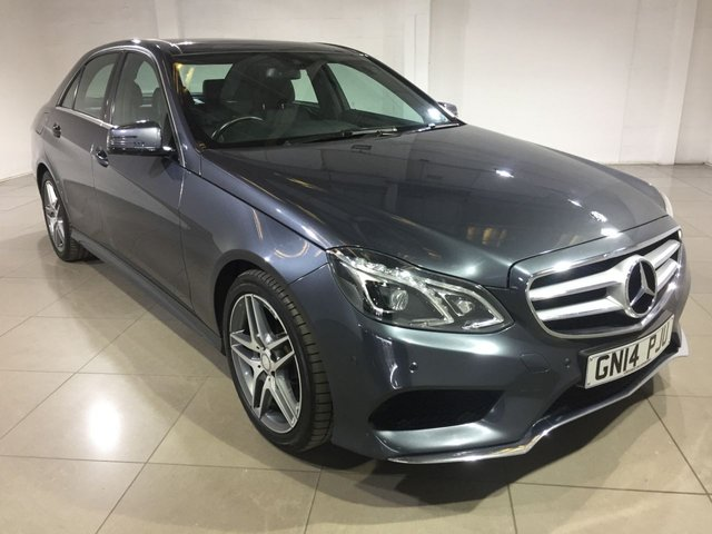 View our 2014 14 MERCEDES-BENZ E CLASS 2.1 E250 CDI AMG SPORT 4d AUTO 202 BHP