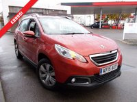 USED 2015 15 PEUGEOT 2008 1.4 HDi Active 5dr ONLY £20 PY ROAD TAX!