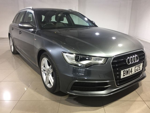 View our 2014 14 AUDI A6 2.0 AVANT TDI ULTRA S LINE 5d 188 BHP