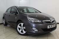 USED 2010 10 VAUXHALL ASTRA 1.7 SRI CDTI 5DR 123 BHP SERVICE HISTORY + AIR CONDITIONING + CRUISE CONTROL + MULTI FUNCTION WHEEL + RADIO/CD + 17 INCH ALLOY WHEELS