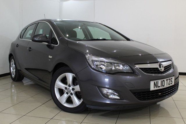 View our 2010 10 VAUXHALL ASTRA 1.7 SRI CDTI 5DR 123 BHP
