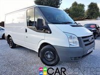 USED 2011 61 FORD TRANSIT 2.2 260 LR 1d 85 BHP 1 FORMER KEEPER