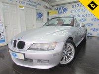 USED 2002 02 BMW Z3 2.2 Z3 SPORT ROADSTER 2d 168 BHP